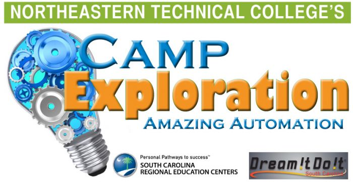 Camp Exploration Logo