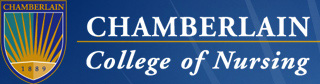 Chamberlain school of nursing logo