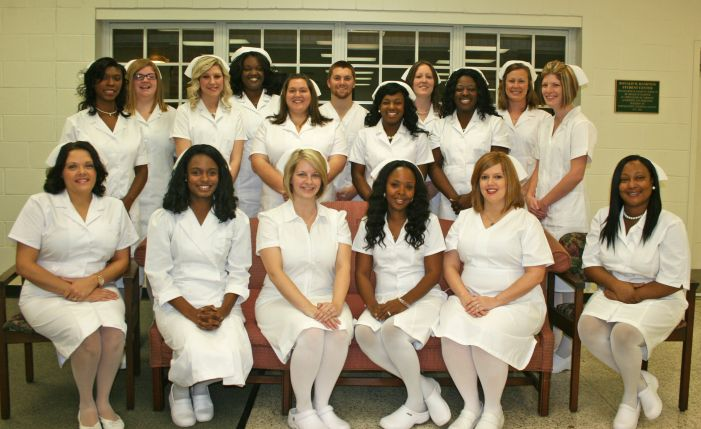 Photo of LPN Class of 2024