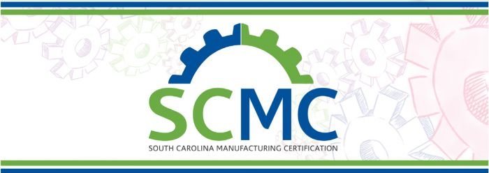 South Carolina Manufacturing Certificate Logo