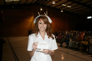 ADN Pinning Ceremony