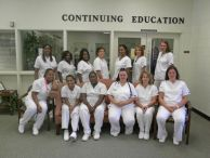 Nursing Assistant Graduates 13 students graduate from NETC's Nursing Assistant program on June 23.
